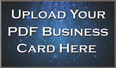 Business Cards - Upload Your File